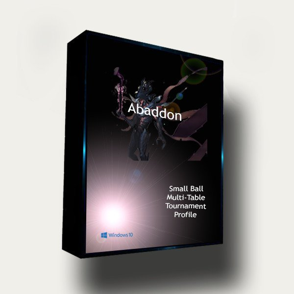 Abaddon poker bot software