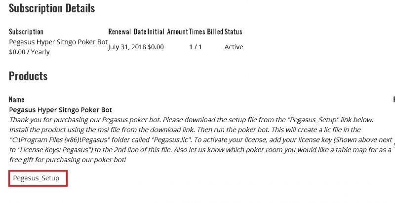 purchase poker bot