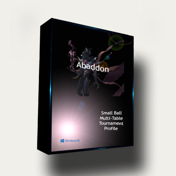 Abaddon Tournament Poker Bot