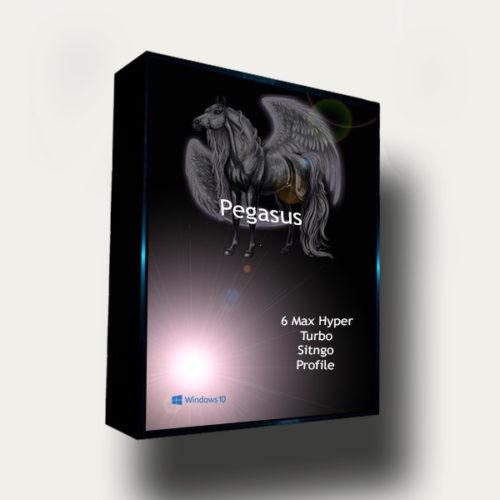 Pegasus Hyper Turbo Sitngo Poker Bot