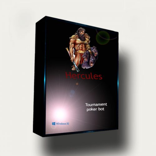 Hercules Tournament Poker Bot