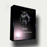 Ares 6 Max Cash Poker Bot
