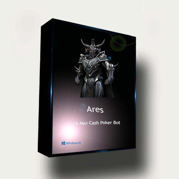 Ares 6 Max Cash Poker Bot